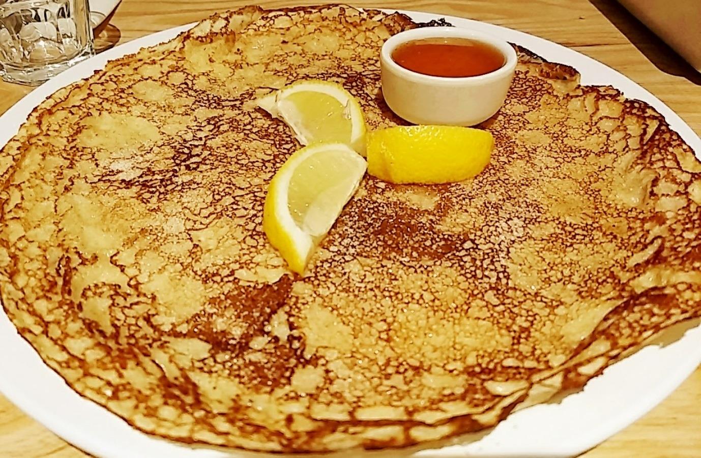 Dutch pancake