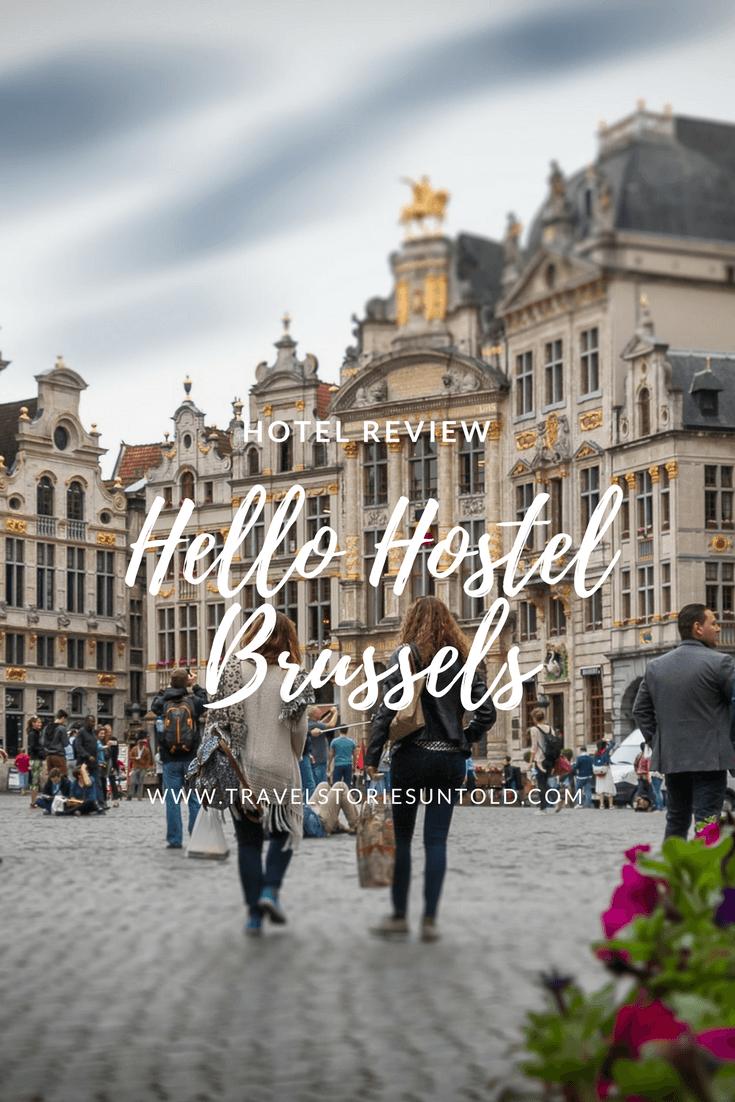 Hello Hostel Brussels