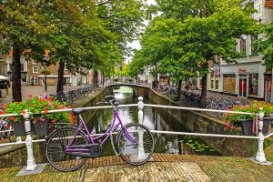 best day trips from Amsterdam | Delft