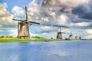 best day trips from Amsterdam | Kinderdijk