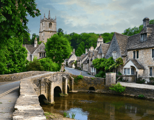 Best places to visit in England
