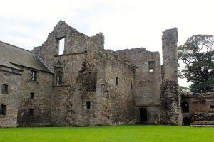 Castles in Scotland | Aberdour Castle