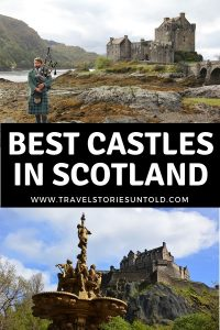 Best Castles in Scotland for your travel bucket list