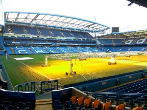 4 day london itinerary-chelsea fc stadium tour
