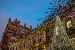 Best Places to spend Christmas in Europe-Glasgow