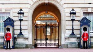 4 day london itinerary-buckingham palace